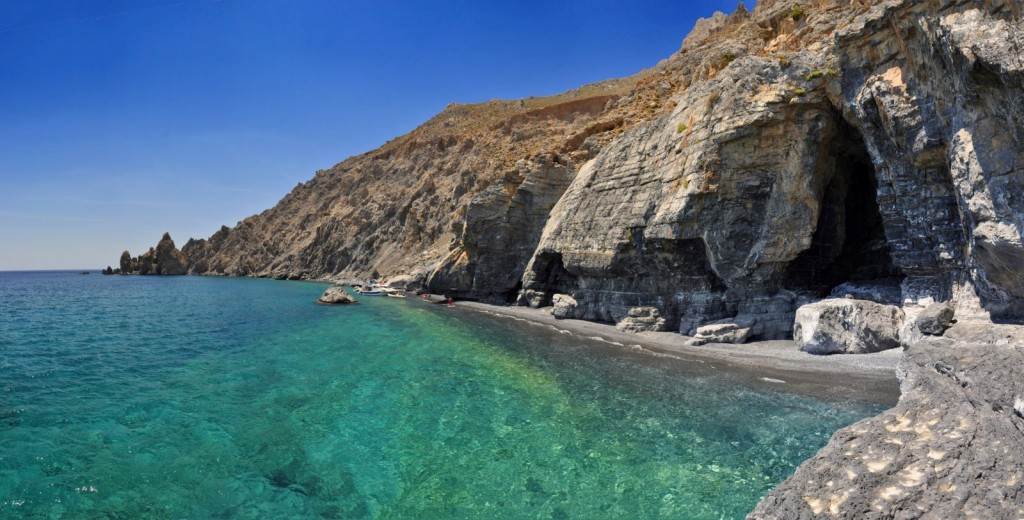 Aspes Beach - Kréta