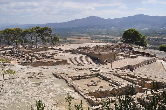 Phaisztosz - Kréta