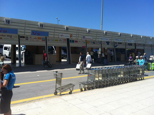 Heraklion nemzetközi repülőtér