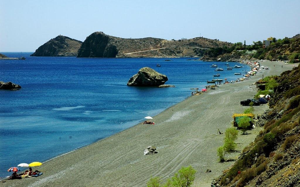 Kali Limenes Beach - Kréta