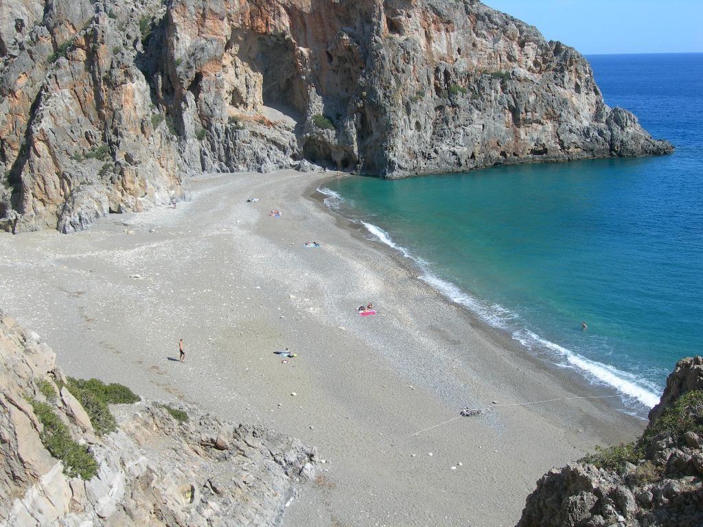 Voidomatis Beach - Kréta