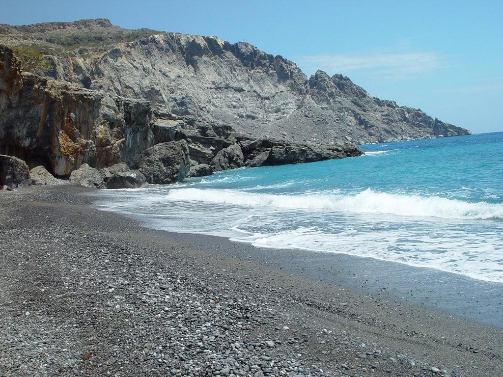 Koudouma Beach Krétán