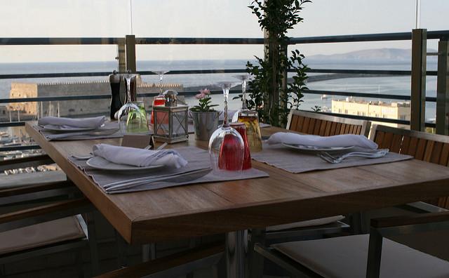 éttermek Heraklionban