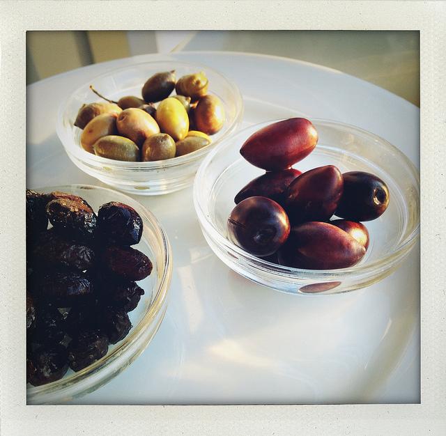 Olívabogyó Krétáról