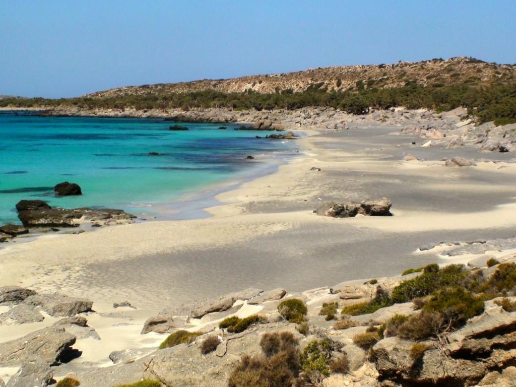 Agios Ioannis strand - Kréta