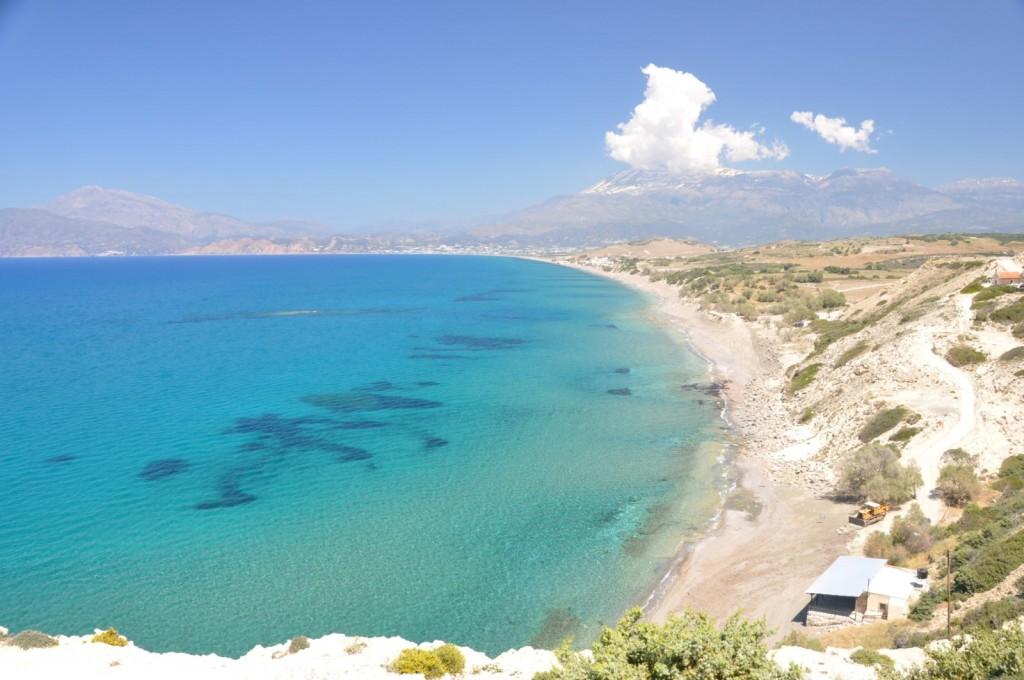 Kommos Beach - Kréta