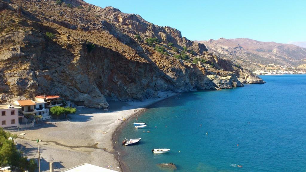 Maridaki - Agios Panteleimon Beach